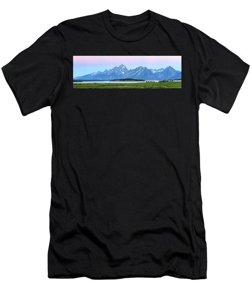 Men's T-Shirt (Athletic Fit) featuring the photograph Spotless Sunrise by David Chandler