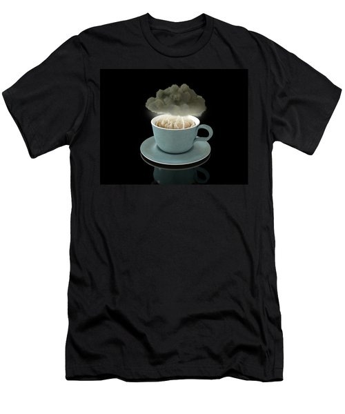 Storm In A Teacup Men's T-Shirt (Athletic Fit)