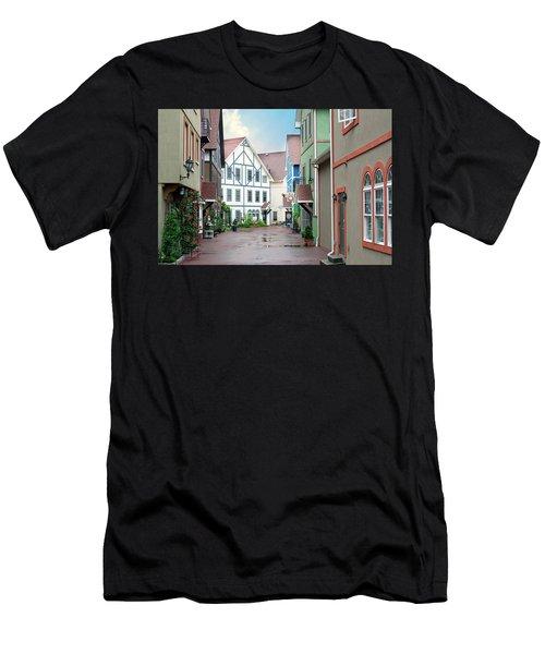 Stoudtburg Village Men's T-Shirt (Athletic Fit)