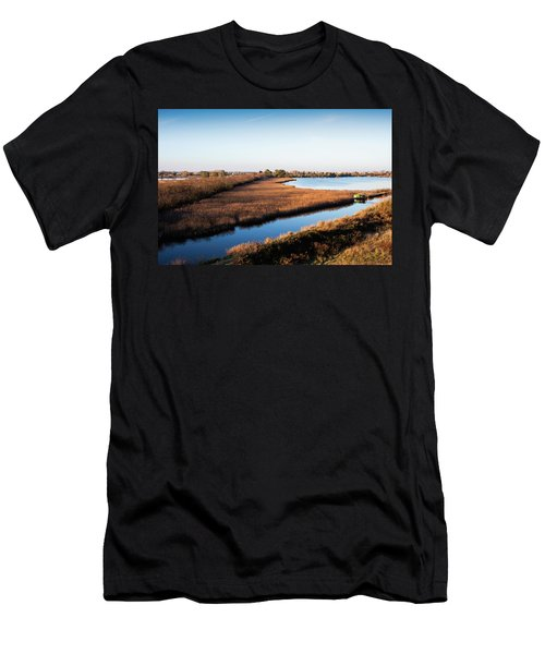 Sunrise In The Ditch Burlamacca Men's T-Shirt (Athletic Fit)