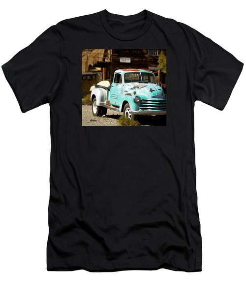 Techatticup Mine Ghost Town Nv Men's T-Shirt (Athletic Fit)