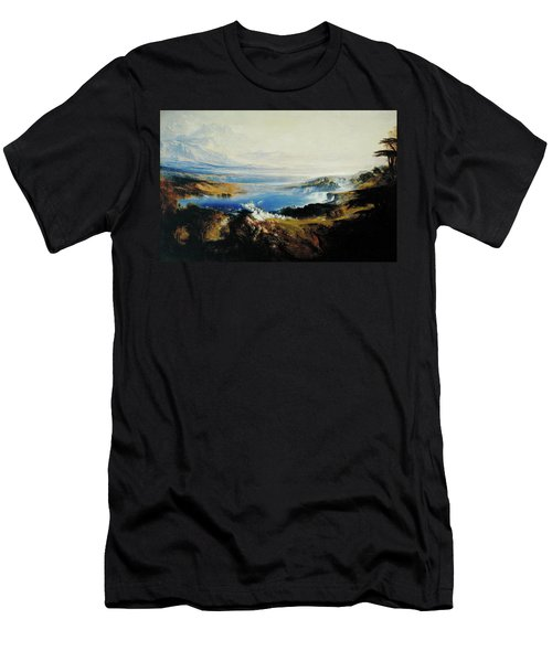 The Plains Of Heaven Men's T-Shirt (Athletic Fit)