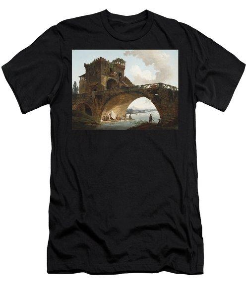 The Ponte Salario Men's T-Shirt (Athletic Fit)