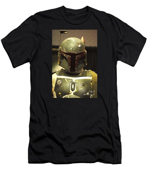 The Real Boba Fett Men's T-Shirt (Athletic Fit)