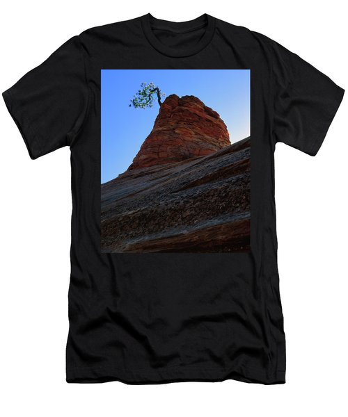 Tree Hoodoo Men's T-Shirt (Athletic Fit)