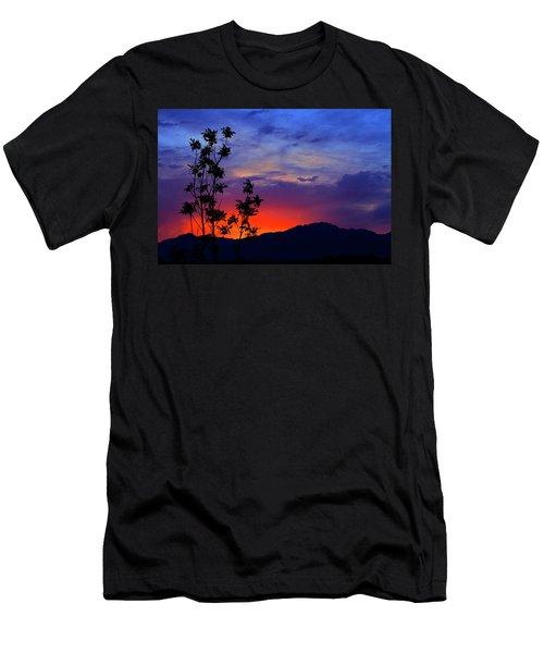 Wasatch Sunrise Men's T-Shirt (Slim Fit) by Paul Marto