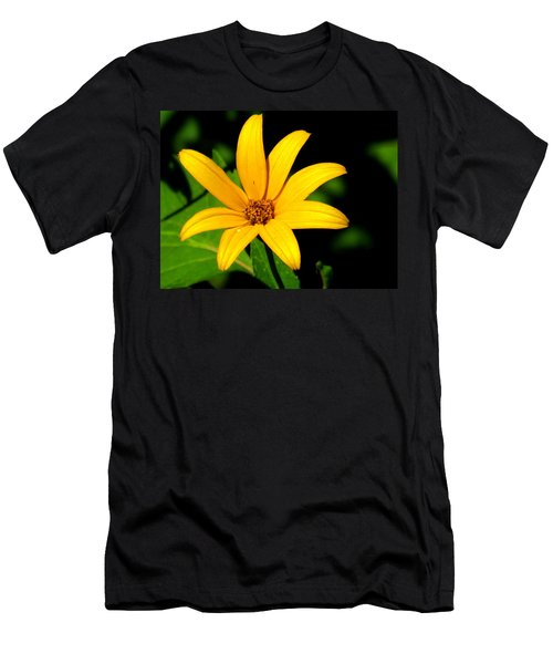 Wild Flower Men's T-Shirt (Athletic Fit)