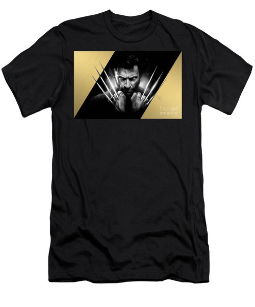Wolverine Collection Men's T-Shirt (Athletic Fit)