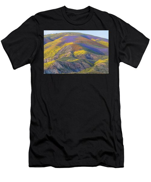 2017 Carrizo Plain Super Bloom Men's T-Shirt (Athletic Fit)