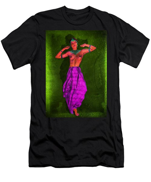 Nude Woman Men's T-Shirt (Athletic Fit)