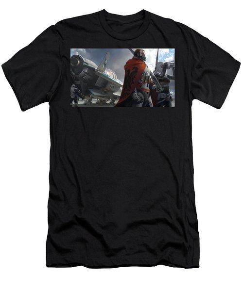 Warrior Men's T-Shirt (Athletic Fit)