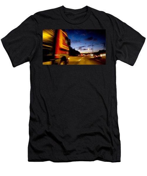 Men's T-Shirt (Slim Fit) featuring the photograph ... by Mariusz Zawadzki