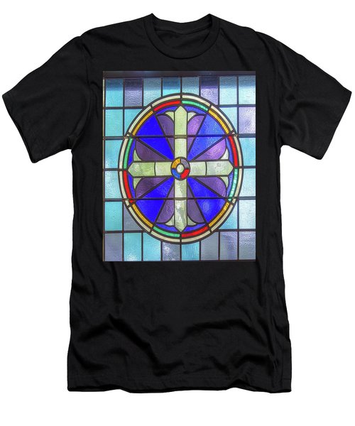 Saint Anne's Windows Men's T-Shirt (Athletic Fit)