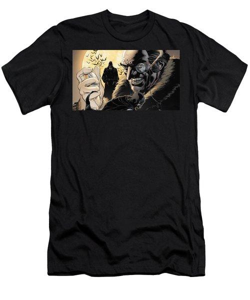 Batman Men's T-Shirt (Athletic Fit)