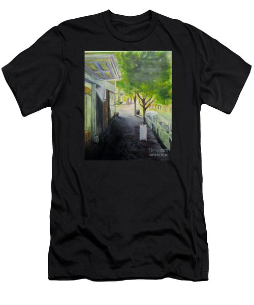 2nd St Stores Men's T-Shirt (Athletic Fit)