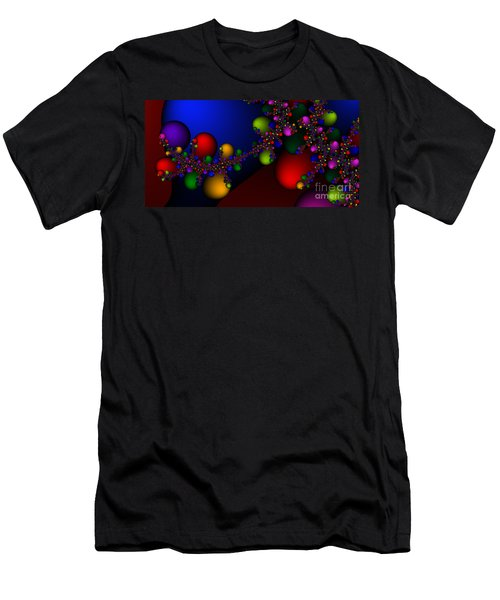 2x1 Abstract 330 Men's T-Shirt (Athletic Fit)