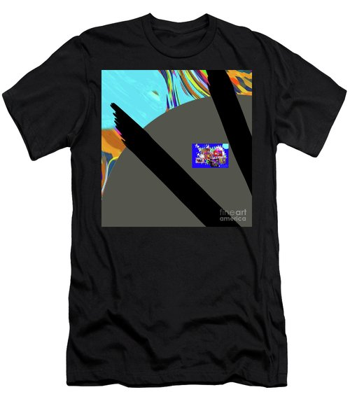 3-7-3057d Men's T-Shirt (Athletic Fit)