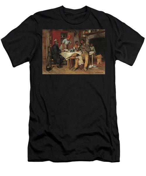 A Pastoral Visit Men's T-Shirt (Athletic Fit)