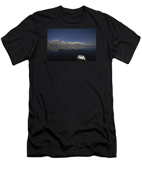 Arctic Night Men's T-Shirt (Athletic Fit)