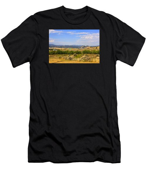 Big Sky Country Men's T-Shirt (Athletic Fit)