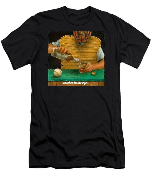 Catcher In The Rye... Men's T-Shirt (Athletic Fit)