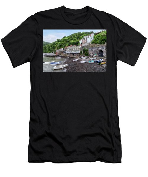 Clovelly - England Men's T-Shirt (Athletic Fit)
