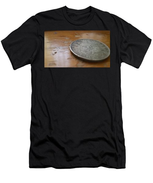 Coin Men's T-Shirt (Athletic Fit)