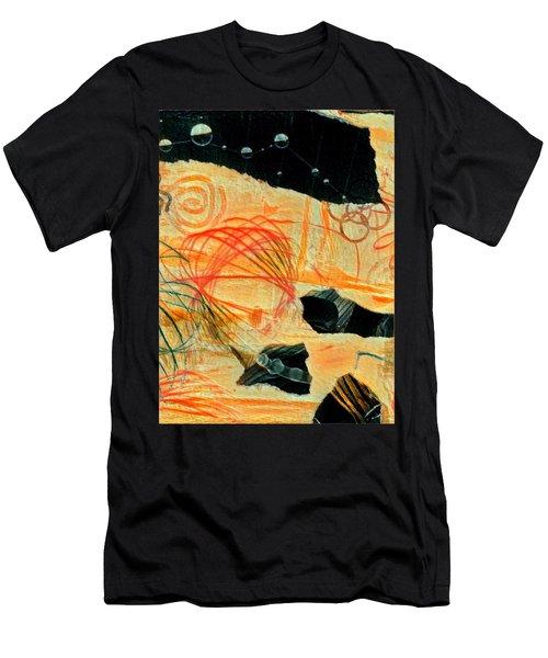 Collage Details Men's T-Shirt (Athletic Fit)