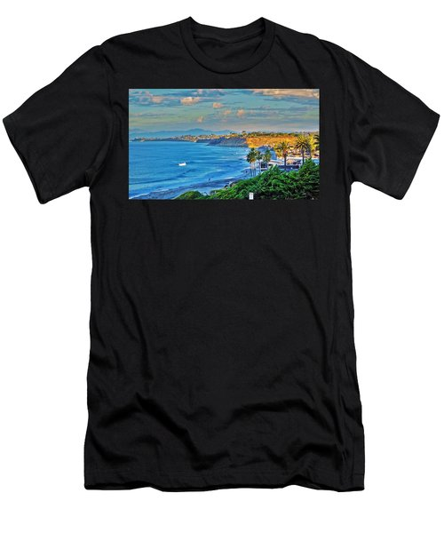 Del Mar Men's T-Shirt (Athletic Fit)