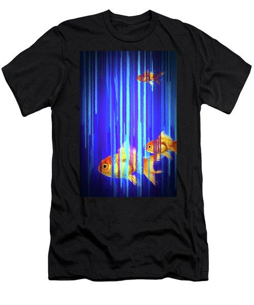 3 Fish Men's T-Shirt (Athletic Fit)