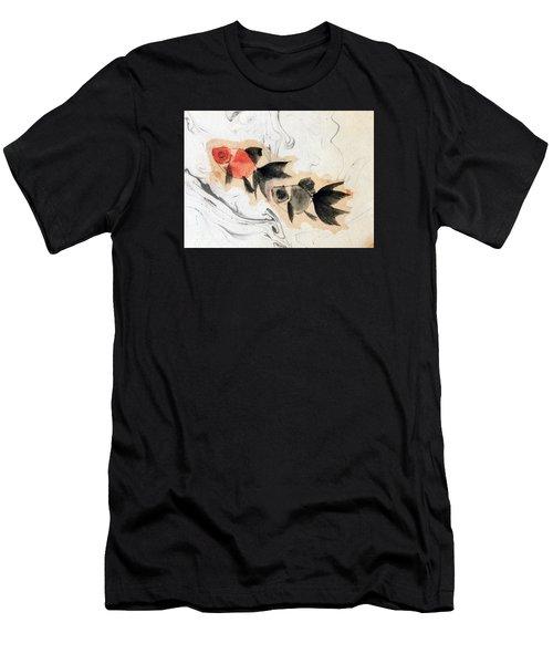 Floating 12030005 2fy Men's T-Shirt (Athletic Fit)