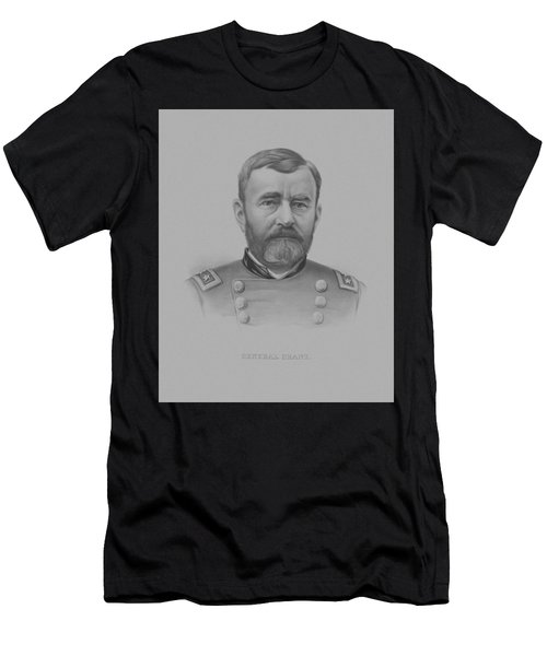 General Grant - Two Men's T-Shirt (Athletic Fit)