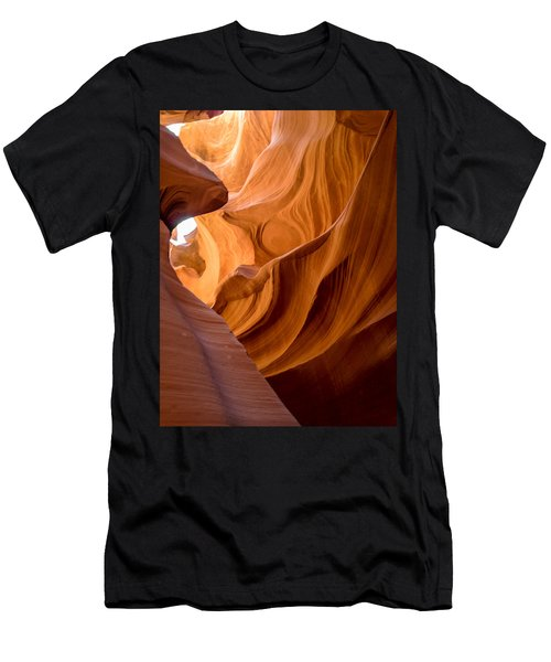 Lower Antelope Canyon Navajo Tribal Park #4 Men's T-Shirt (Athletic Fit)