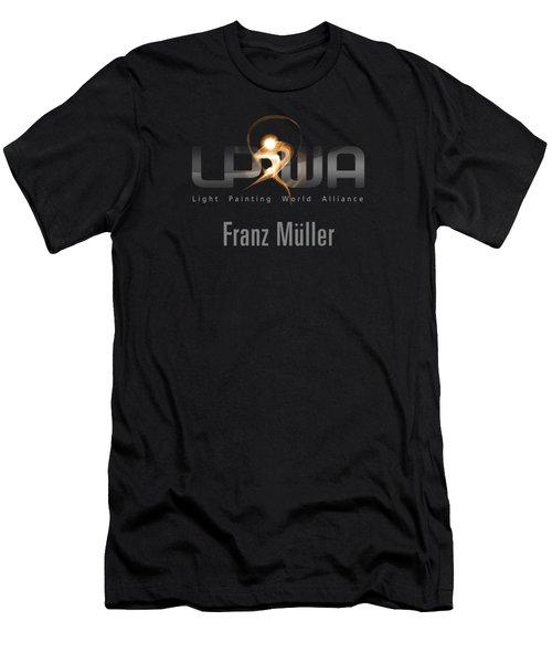 Lpwa Logo Men's T-Shirt (Athletic Fit)