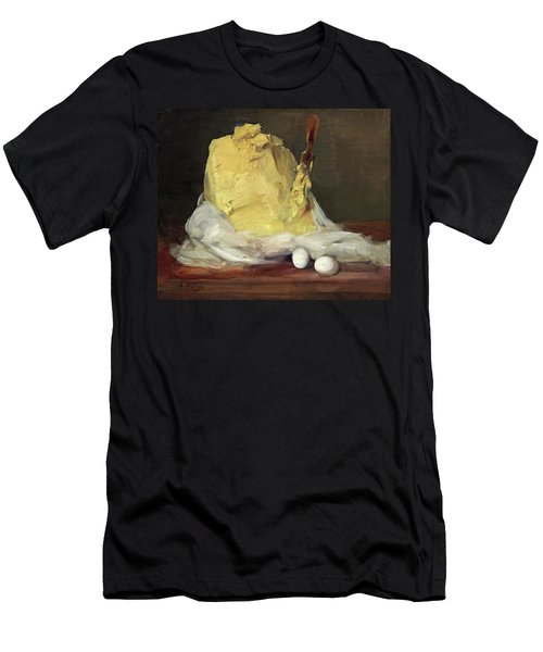 Mound Of Butter Men's T-Shirt (Athletic Fit)