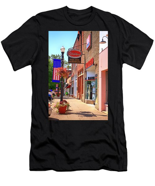 Murfreesboro Tn, Usa Men's T-Shirt (Athletic Fit)