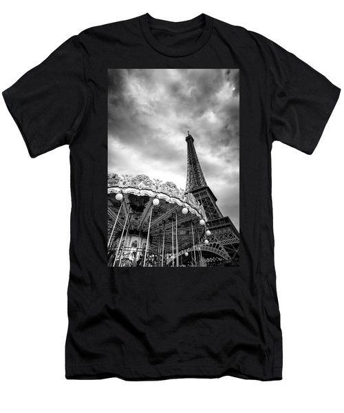 Paris Men's T-Shirt (Athletic Fit)