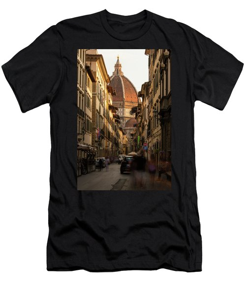 Photographer Men's T-Shirt (Athletic Fit)