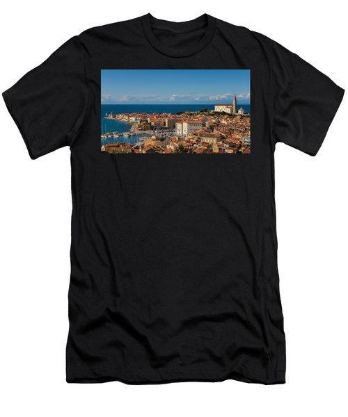 Piran Men's T-Shirt (Athletic Fit)