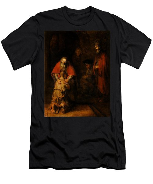 Return Of The Prodigal Son Men's T-Shirt (Athletic Fit)