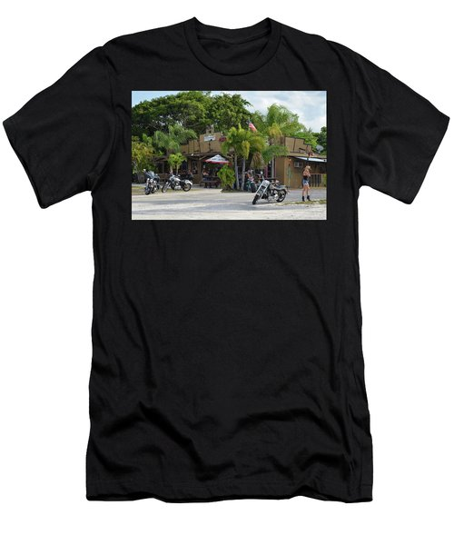 Roadhouse Men's T-Shirt (Athletic Fit)