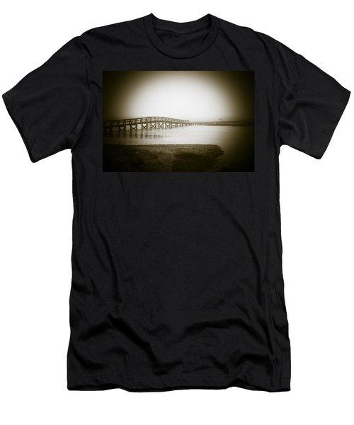 Sandwich Boardwalk Men's T-Shirt (Athletic Fit)