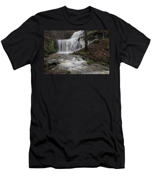 Scalber Force Men's T-Shirt (Athletic Fit)