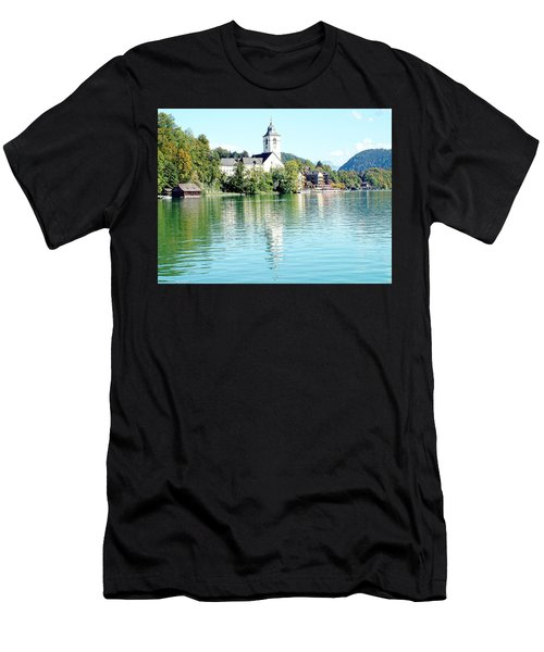 St Wolfgang Splender Men's T-Shirt (Athletic Fit)