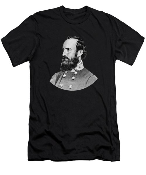 Stonewall Jackson - Six Men's T-Shirt (Athletic Fit)