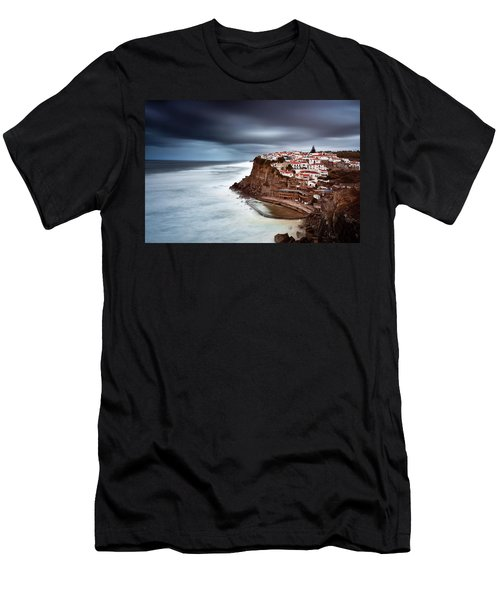 Men's T-Shirt (Slim Fit) featuring the photograph Upcoming Storm by Jorge Maia