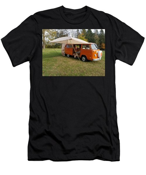 Volkswagen Bus T2 Westfalia Men's T-Shirt (Athletic Fit)