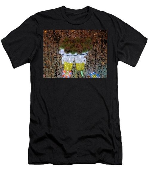 Winter Illumination Men's T-Shirt (Athletic Fit)