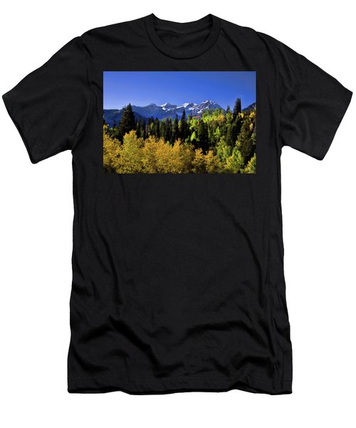 Autumn Splender Men's T-Shirt (Athletic Fit)