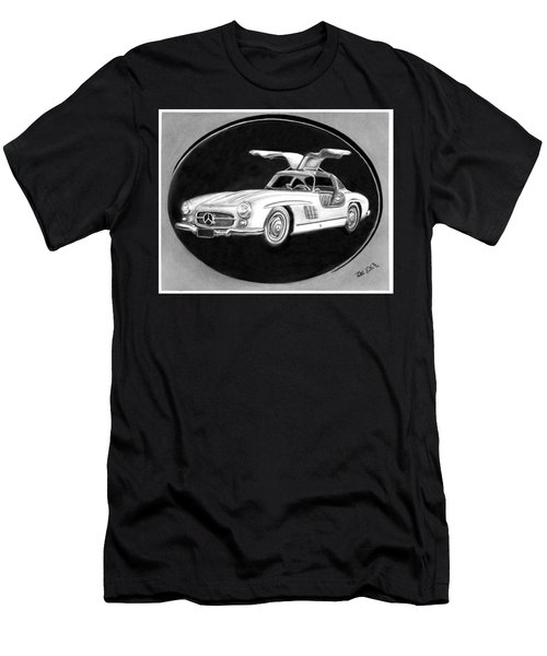 300 Sl Gullwing Men's T-Shirt (Athletic Fit)